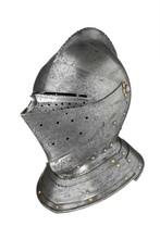 Helmet Of Knight Armour Suit,