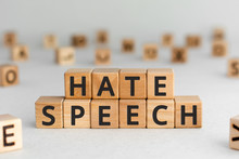 Hate Speech - Words From Woode...