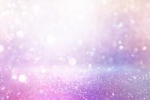 Abstract Glitter Pink, Purple ...