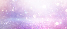 Abstract Glitter Pink, Purple ...