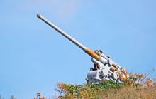Old Anti-aircraft Cannon
