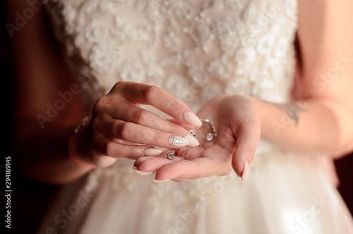 Fotomural wedding