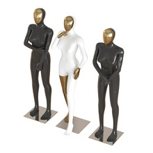 Three Female Mannequins With G...