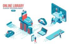 Online Library Isometric Landi...