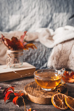 Cozy Autumn Or Winter At Home....