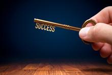 Coach Has A Key To Success - M...