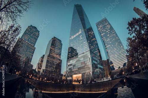 Beautiful building in new york