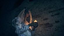 Corpse Bride Ready For Dark Ritual