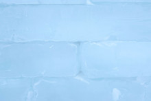Ice Brick Wall Texture Using A...