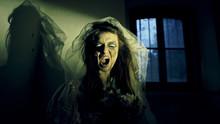 Bride Ghost Story. Halloween Night