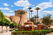 Ancient Citadel In Cairo
