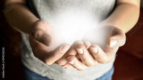 Fotografija A light for a better future a new generation