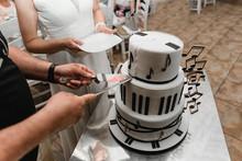 Wedding Ceremony. Beautiful Pi...
