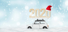 Small Car Brings The New Year ...