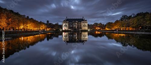 Palais Dresden - barockes Lustschloss im Großen Garten