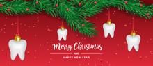 Christmas Tooth And Happy Year...
