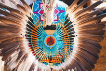 Pow Wow. Traditional Native Am...