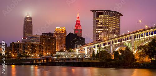 Fényképezés The City of Cleveland