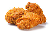 Photo Of Spicy Crispy Fried Chicken Thighs