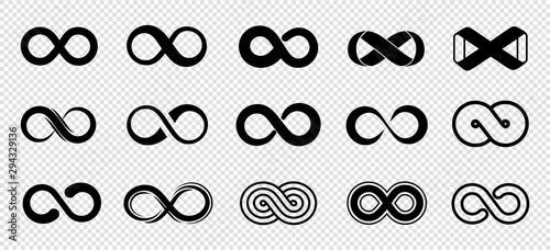 Stampa su Tela Loop symbols