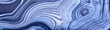 contrast blue agate texture strip