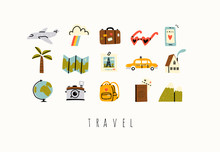 Various Travel, Vacation Or Ho...