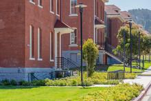 Military Housing, Presidio, San Francisco, California.