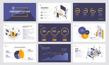 Infographics Slide Template De...