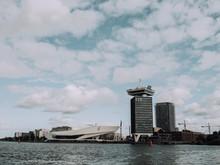 Cityscape Of North Amsterdam, ...