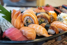 Sushi On The Plate, Japanese F...