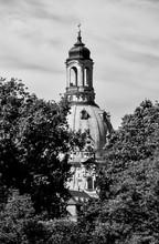 Frauenkirche Dresden Kuppel Wiederaufbau 2. Weltkrieg Deutschland Elbe Symbol Nostalgie Vintage Luther Bombenangriff Zerstörung Frieden Steine Meisterwerk Baukunst Elbflorenz DDR Sachsen Elbe Hoffnung