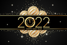 2022 Happy New Year Celebration