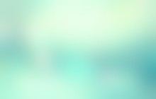 Light Green Turquoise Clear Bl...