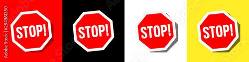 Photo Picto stop !