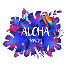 Aloha Hawaii Party Template Or...