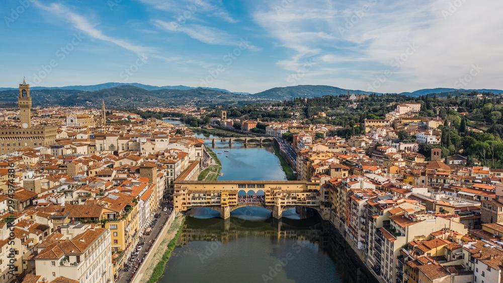 Fototapeta Ponte Vecchio in Florence