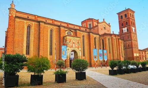 Photo Asti cathedral,Italy
