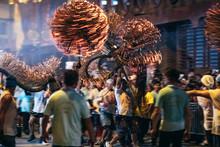 Tai Hang Fire Dragon Dance - P...