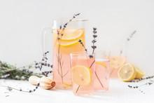 Lavender Lemonade, Front View ...