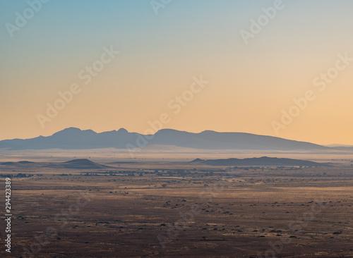 Fotobehang Baksteen AMAZING NATURE AND ANIMALS IN NAMIBIA