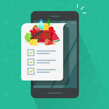 Grocery Shopping List App On C...