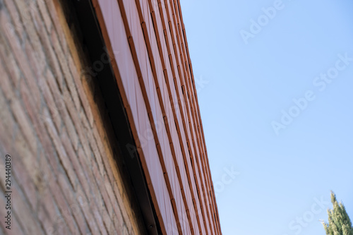 Photo fachada cerámica