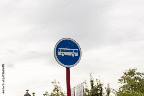 Fotografía  Voie réservée aux bus