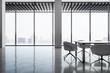 Leinwandbild Motiv Modern meeting room interior