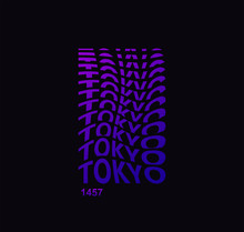 Tokyo 1457 T-shirt And Merch I...
