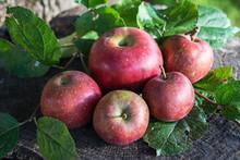 Organic Red Delicious Fresh Ap...