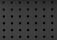 Dark Gray Perforated Metal Tex...