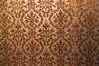 canvas print picture - trama floreale carta da parati clip art medievo tessuto velluto