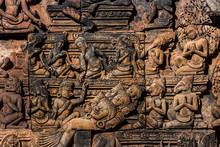 The Wonderful Banteay Srei Temple In Siem Reap, Cambodia