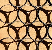 Wrought Iron Circles New Mexico